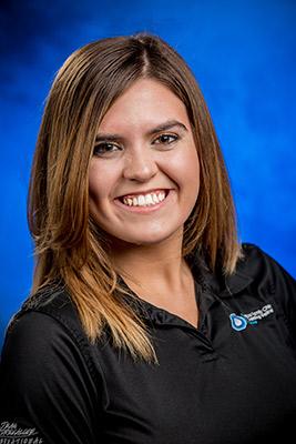 Jenna Van Houwe, Krauza Family Chiropractic massage therapist