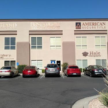 Hale Chiropractic building