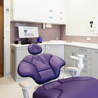 Blacktown dentist surgery chair