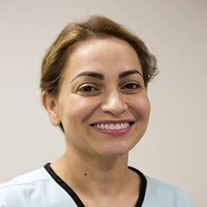 Dr Iram Hasan, Dentist