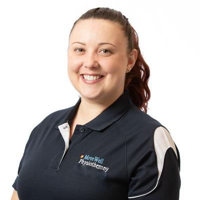 Katie Salamone, Physiotherapist