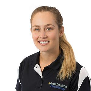 Tiffany Illingworth, Physiotherapist