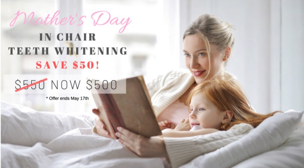 praxis-teeth-whitening-mothers-day-promo