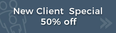 New Patient Special 50% Off