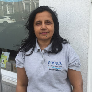 Sensus Health & Wellness Chiropractic Assistant, Leela Boolaky