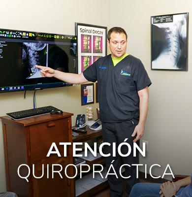 Atencion Quiropractica