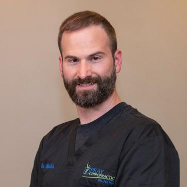Chiropractor Dalton, Dr. James Bodkin