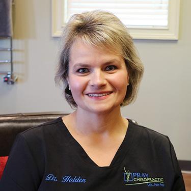 Dr. Rebecca Holden