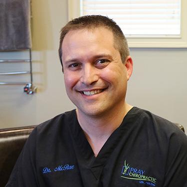 Quiropráctico en Dalton, Dr. Jason McRae