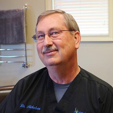 Quiropráctico en Dalton,  Dr. Nick Nicholson