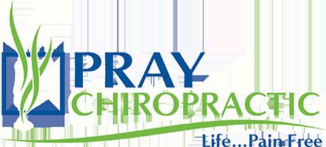Pray Chiropractic logo - Home