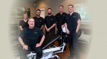 Pray Chiropractic Dalton GA Team