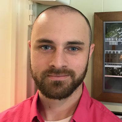 Connor Harrington - Chiropractic Assistant