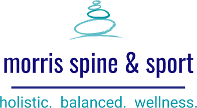 Morris Spine & Sport logo - Home