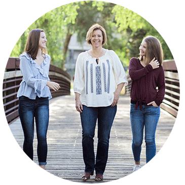 Dr. Larson family