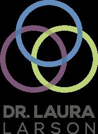 Dr. Laura Larson logo - Home