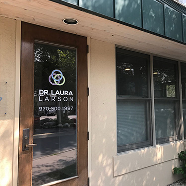 Dr. Laura Larson Exterior