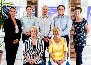 Crossgates and Rothwell Chiropractic Clinics Team
