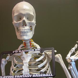 Mr. Bones photo
