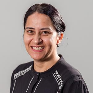 receptionist Anj