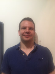 Fulham Massage Therapist, Fabian