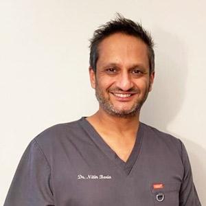 Dr Nitin Baria