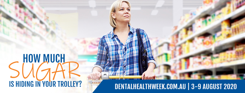 Dental Health Week banner
