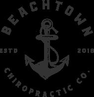 Beachtown Chiropractic Co. logo - Home