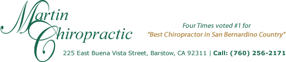 Martin Chiropractic logo