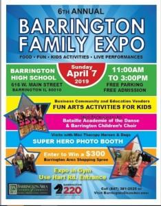 2019 Barrington Family Expo