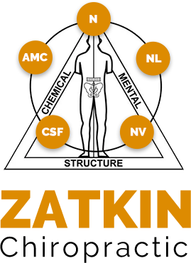 Zatkin Chiropractic logo - Home