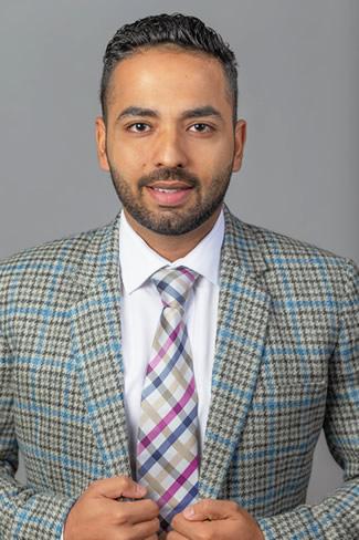 Dr Kav Bhinder