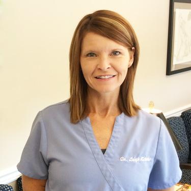 Dr. Leigh Ann Ricketts