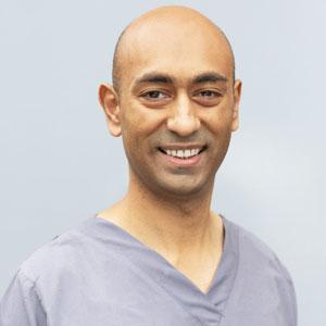 Dr Ronak Patel