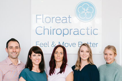 The team at Floreat Chiropractic