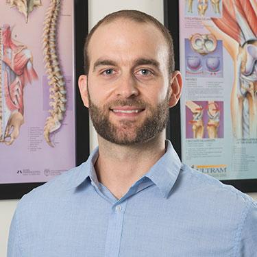 Dr. Clay headshot