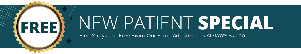 $39 New Patient Special
