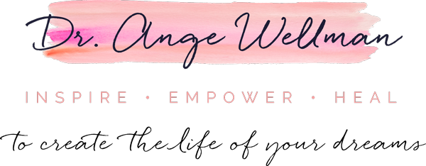 Dr. Ange Wellman logo