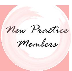 New Practice Members