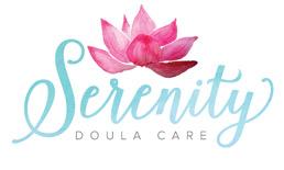 Serenity Doula logo