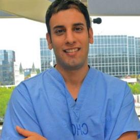 Dr Mehdi Rahimi, Dentist