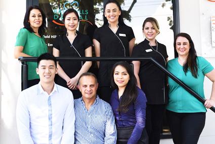 The team at Bald Hills Dental