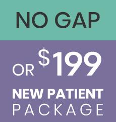 No Gap $199 New Patient Special