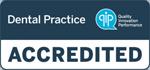 QIP accredited practice logo