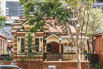 Street view of Melbourne St Dental Studio