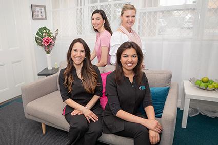 The team at East Fremantle Dental Centre