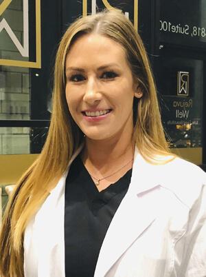 Lexi Delancey, Nurse Practitioner