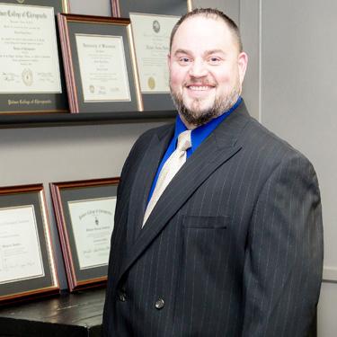Chiropractor Winona, Dr. Mike Kuderer