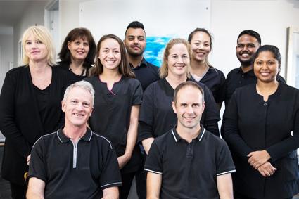 The team at Blockhouse Bay Dental Centre