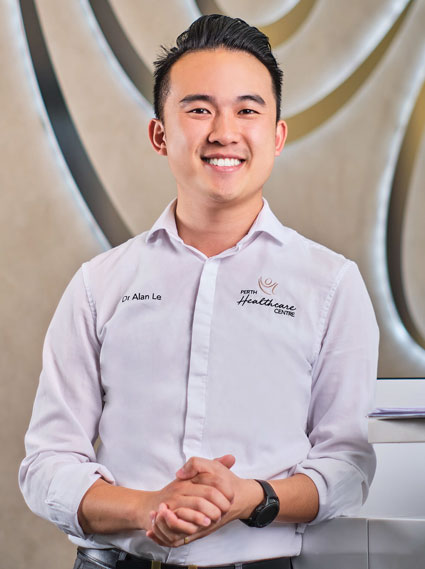 Dr Alan Le chiropractor